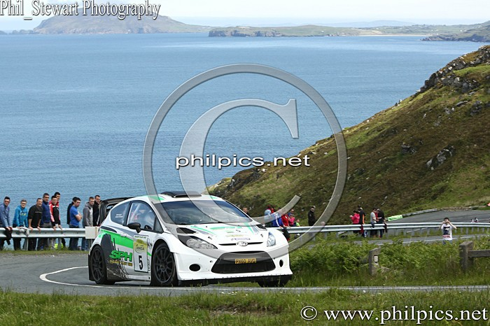 DI 16 - JOULE DONEGAL INTERNATIONAL RALLY (2015)