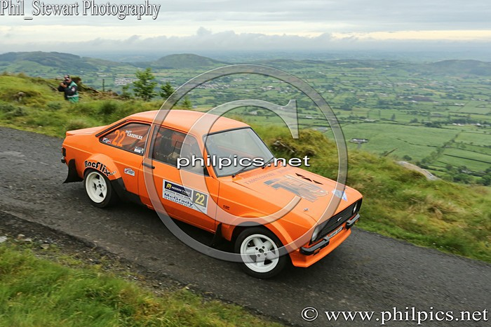MR 19 - NEWRY AND DISTRICT MOURNE RALLY (2014)