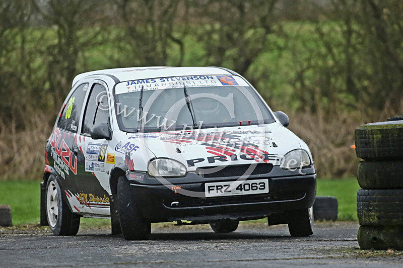 PNS 33 - PACENOTES MAGAZINE STAGES - KIRKISTOWN (2017)