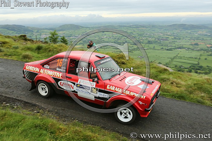 MR 15 - NEWRY AND DISTRICT MOURNE RALLY (2014)