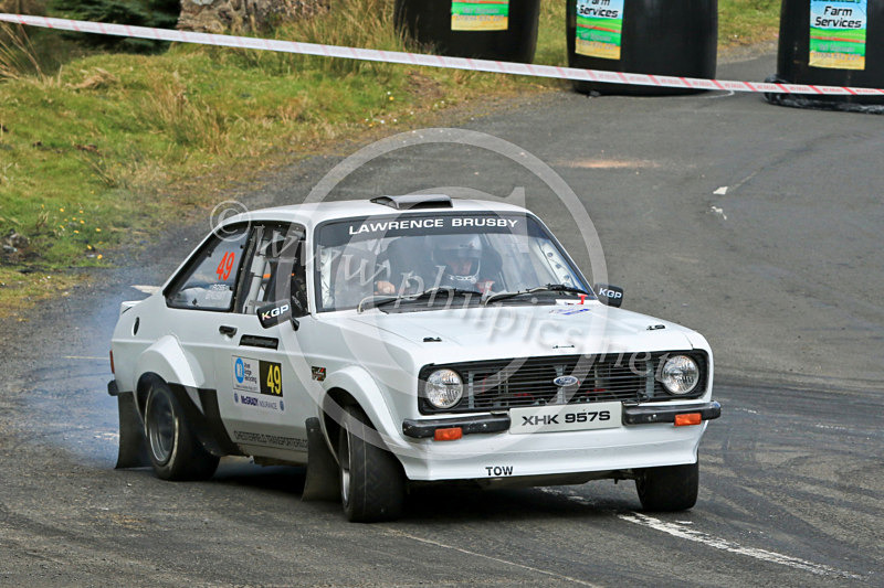 GLENS 9 - RIVER RIDGE RECYCLING GLENS OF ANTRIM RALLY (2017)
