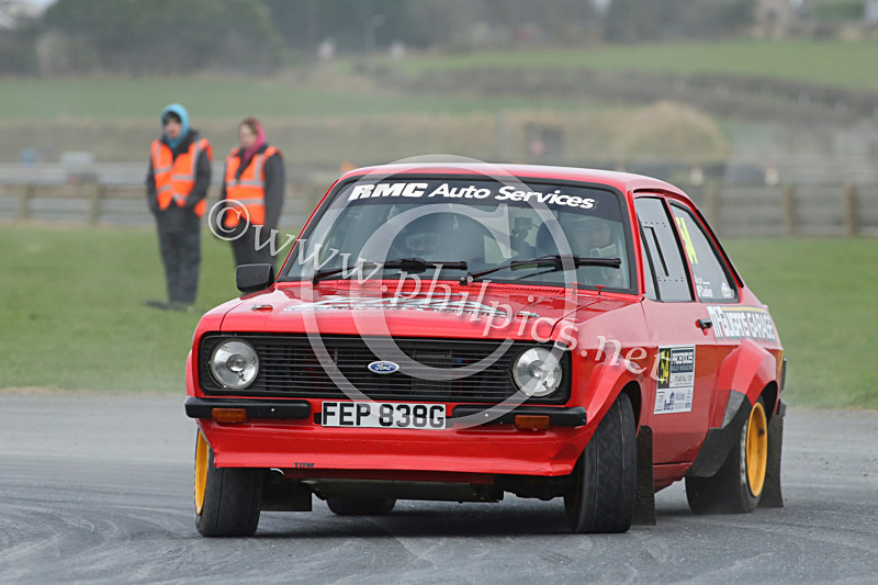 PNS 41 - PACENOTES MAGAZINE STAGES - KIRKISTOWN (2017)