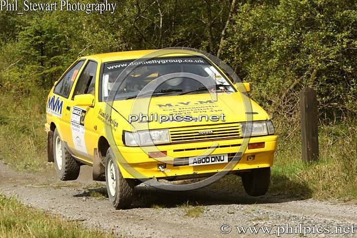 SS3 7 - SAMDEC SECURITY LAKELAND STAGES RALLY (2014)