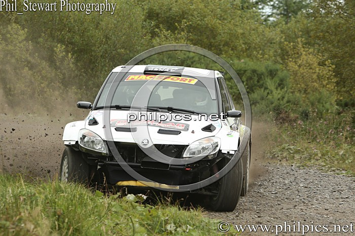 LS 8 - TUFFMAC TRAILERS LAKELAND STAGES (2015)