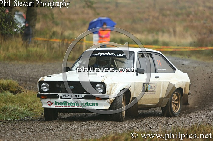 GLENS 10 - RIVER RIDGE RECYCLING GLENS OF ANTRIM RALLY (2015)