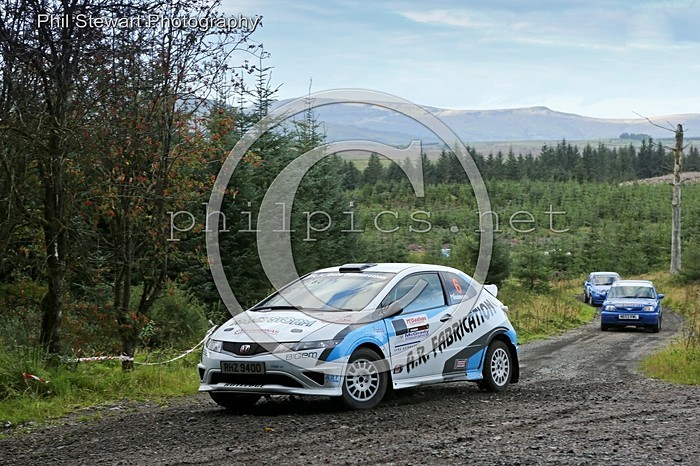 SS RTT 10 - MAGHERAFELT MOTOR CLUB SUNSET RALLY TIME TRIAL - DAVAGH (2016)