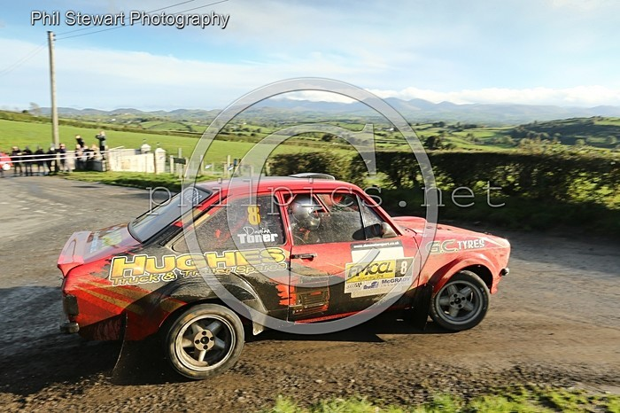 DR 6 - RATHFRILAND MOTOR CLUB DOWN RALLY (2016)