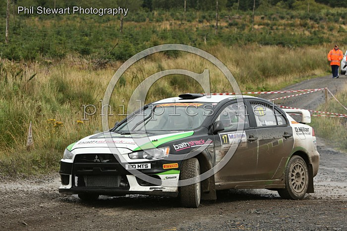LSR 21 - TUFFMAC LAKELAND STAGES (2016)