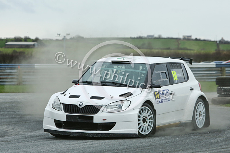 PNS 7 - PACENOTES MAGAZINE STAGES - KIRKISTOWN (2017)