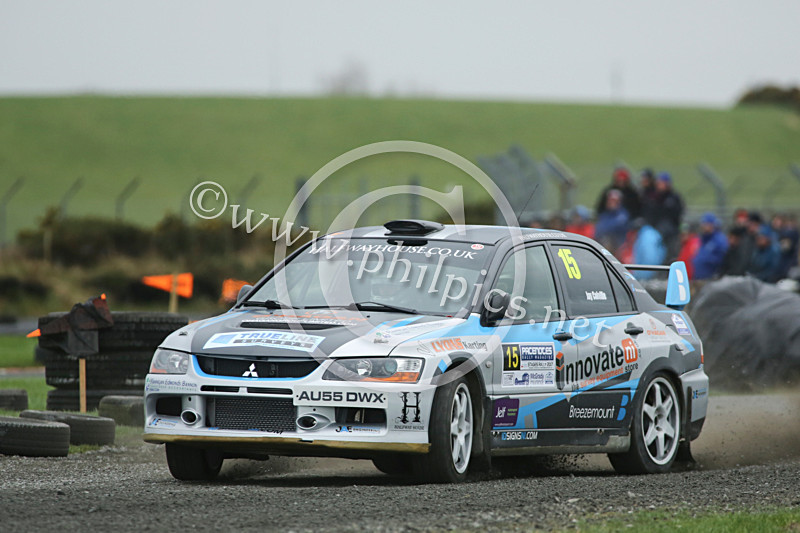 PNS 6 - PACENOTES MAGAZINE STAGES - KIRKISTOWN (2017)