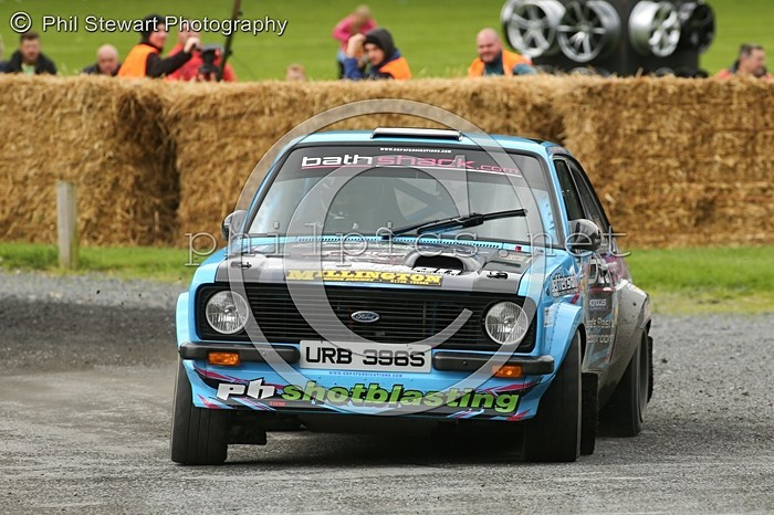 LP 20 - ORCHARD MOTORSPORT LURGAN PARK RALLY (2016)