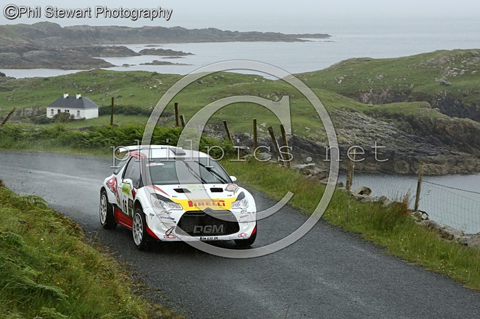 DONEGAL 16 - JOULE DONEGAL INTERNATIONAL RALLY (2016)