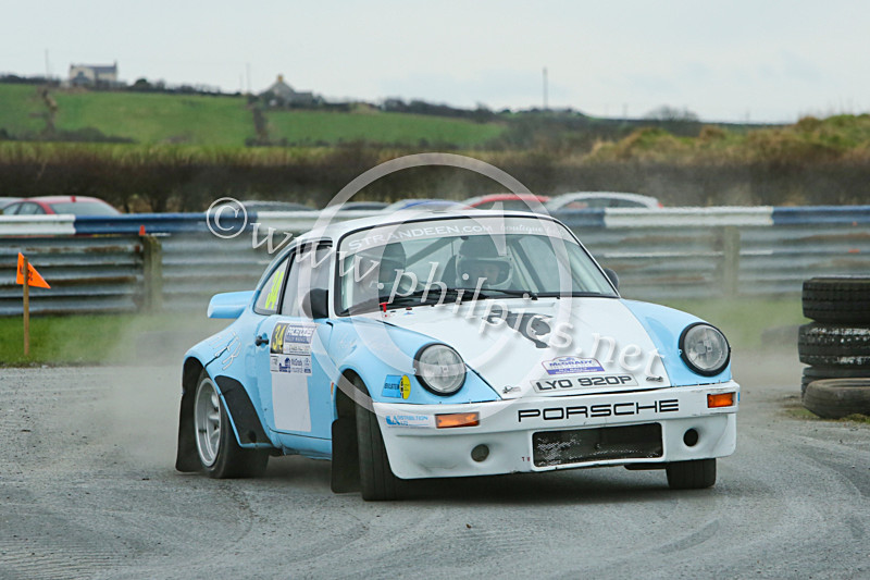 PNS 28 - PACENOTES MAGAZINE STAGES - KIRKISTOWN (2017)