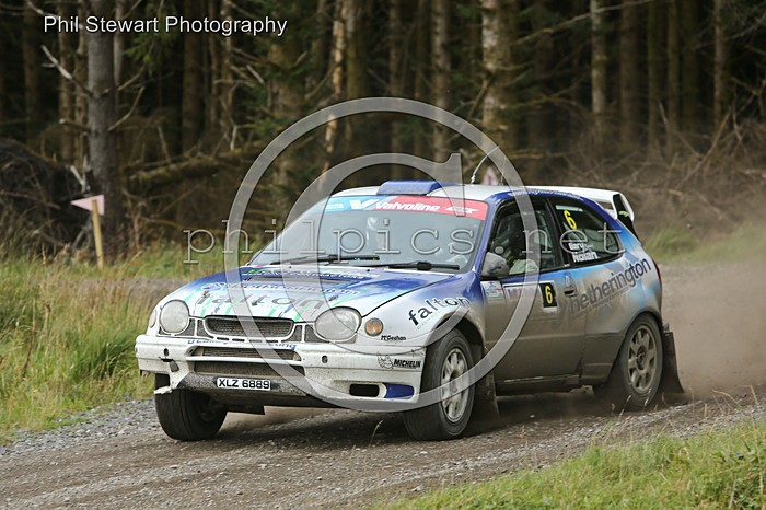 LSR 8 - TUFFMAC LAKELAND STAGES (2016)