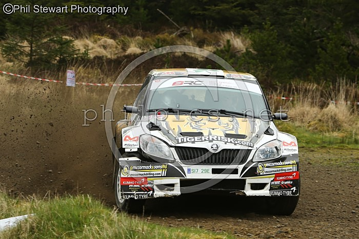TOTS 6 - McGEEHAN MOTORSPORT TOUR OF THE SPERRINS (2016)