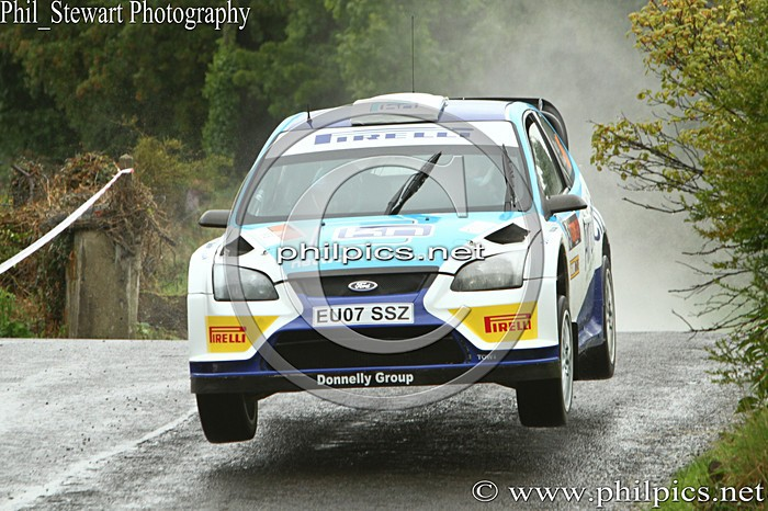UR 4 - TODDS LEAP ULSTER RALLY (2013)