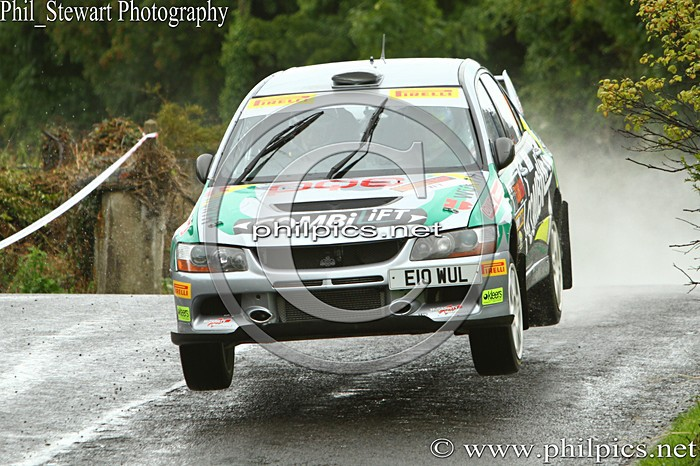 UR 5 - TODDS LEAP ULSTER RALLY (2013)