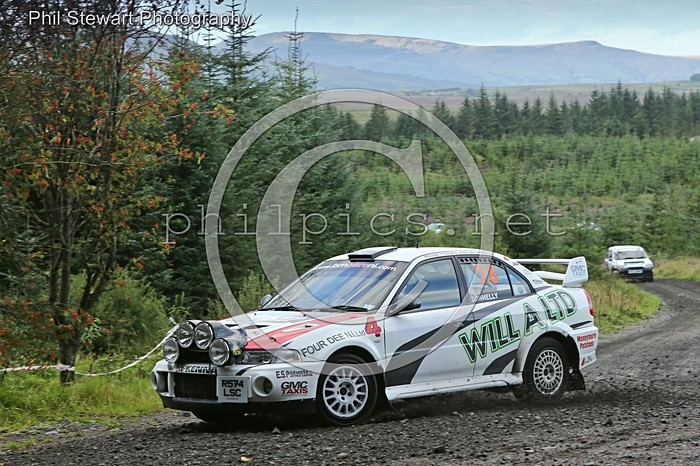 SS RTT 18 - MAGHERAFELT MOTOR CLUB SUNSET RALLY TIME TRIAL - DAVAGH (2016)