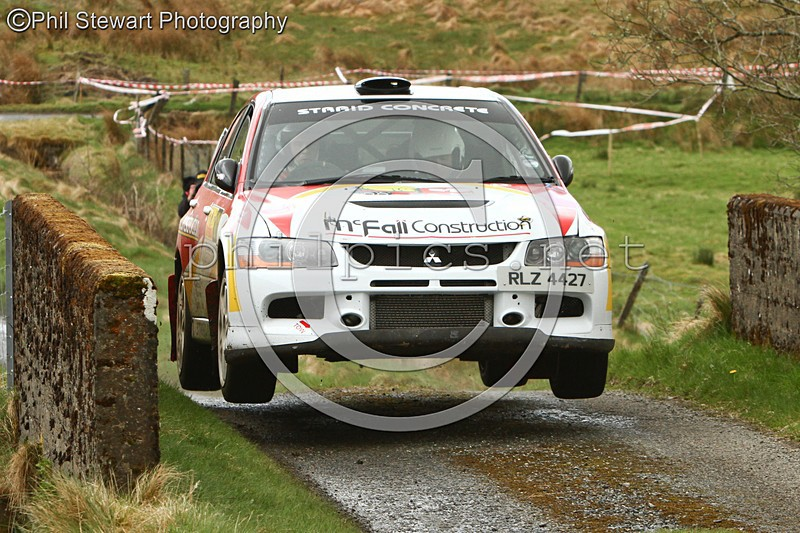 TOTS 12 - MAGHERAFELT AND DISTRICT MOTOR CLUB TOUR OF THE SPERRINS (2013)