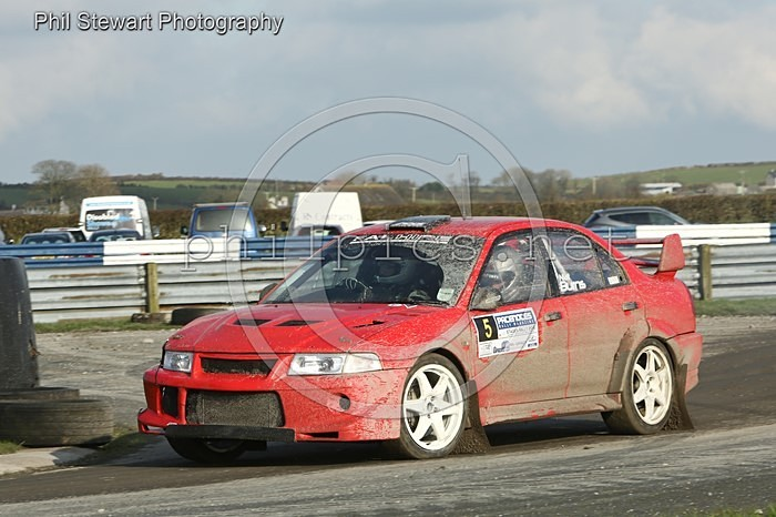 PN 10 - PACENOTES RALLY MAGAZINE STAGES (2016) - KIRKISTOWN