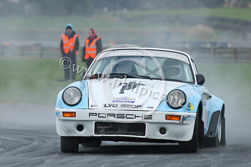 PNS 30 - PACENOTES MAGAZINE STAGES - KIRKISTOWN (2017)