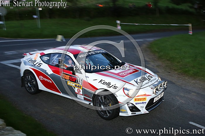 UL 17 - TODDS LEAP ULSTER RALLY (2015)