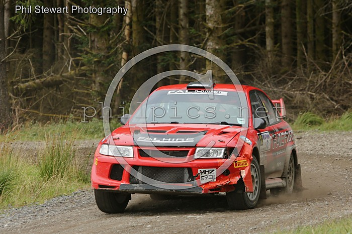LSR 17 - TUFFMAC LAKELAND STAGES (2016)