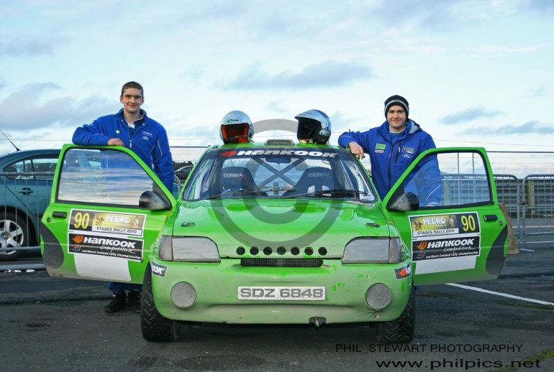 TEAM DONNELLY 6 - JMD RALLY TEAM @ PEDRO STAGES 2010 (KIRKISTOWN)