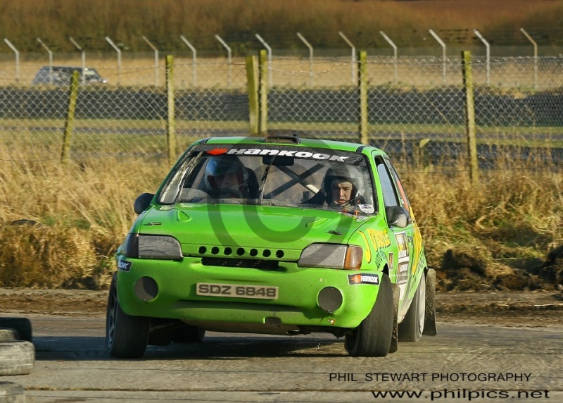 TEAM DONNELLY 1 - JMD RALLY TEAM @ PEDRO STAGES 2010 (KIRKISTOWN)