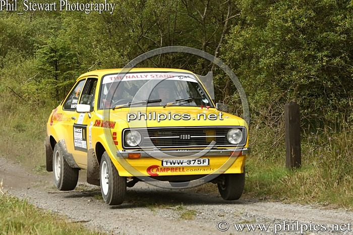 SS3 18 - SAMDEC SECURITY LAKELAND STAGES RALLY (2014)