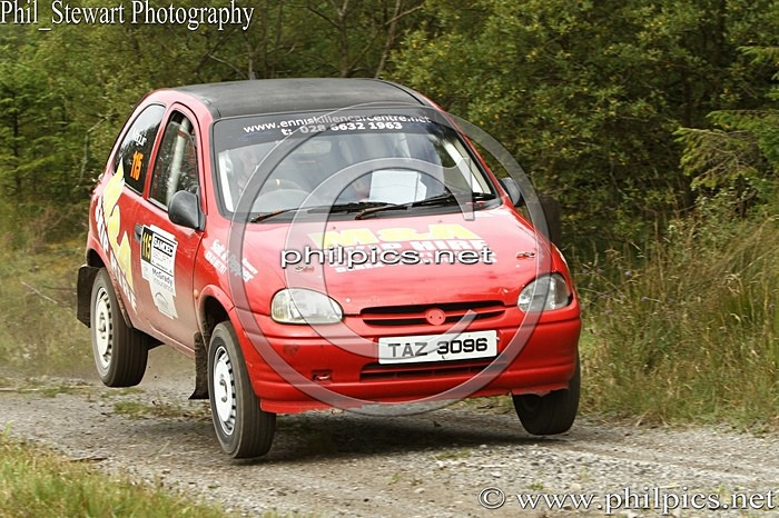 SS3 17 - SAMDEC SECURITY LAKELAND STAGES RALLY (2014)