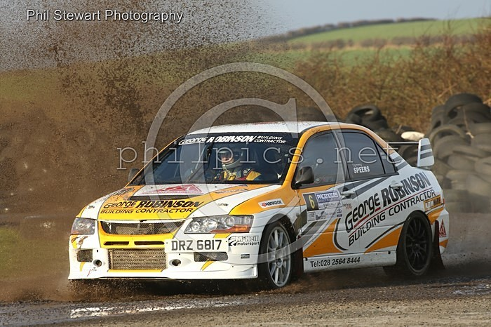PN 8 - PACENOTES RALLY MAGAZINE STAGES (2016) - KIRKISTOWN