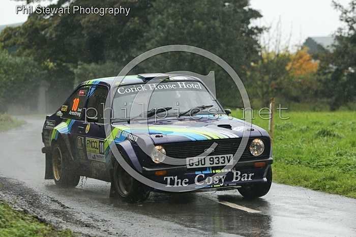DR 17 - RATHFRILAND MOTOR CLUB DOWN RALLY (2016)