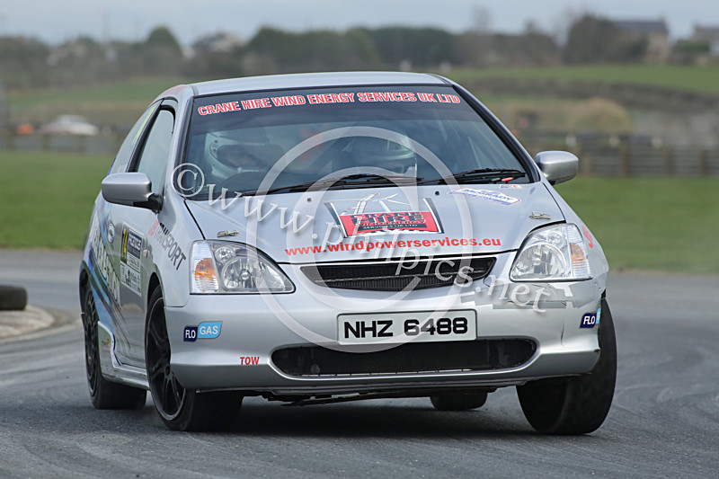 PNS 58 - PACENOTES MAGAZINE STAGES - KIRKISTOWN (2017)