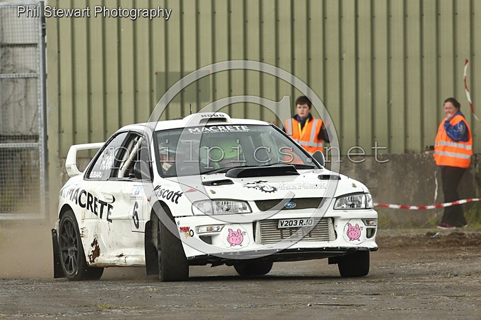 MC DL 10 - MAIDEN CITY MOTOR CLUB DOGLEAP RALLY - SHACKELTON (2016)