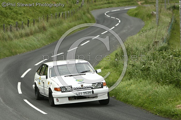 CC 17 - LARNE MOTOR CLUB CAIRNCASTLE HILLCLIMB (SATURDAY) (2016)
