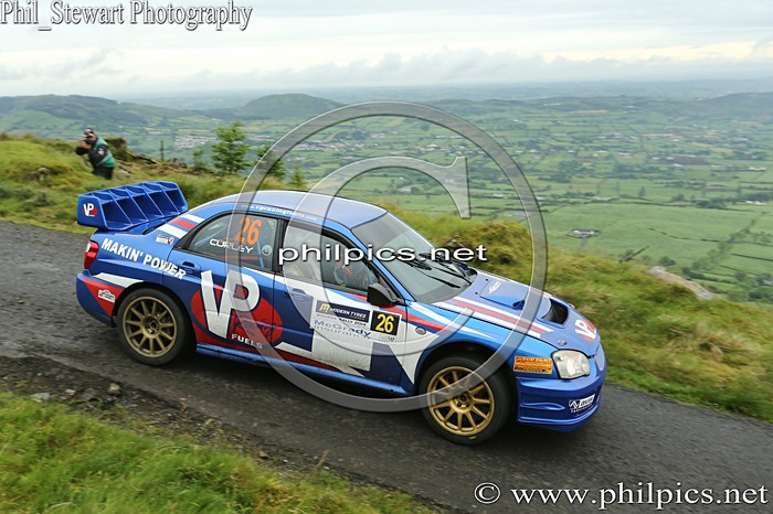 MR 22 - NEWRY AND DISTRICT MOURNE RALLY (2014)