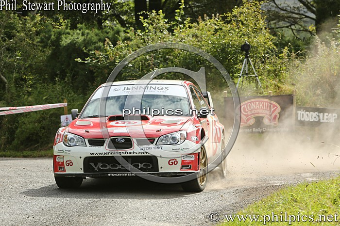UL 6 - TODDS LEAP ULSTER RALLY (2015)