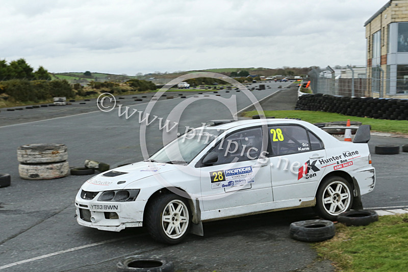 PNS 22 - PACENOTES MAGAZINE STAGES - KIRKISTOWN (2017)