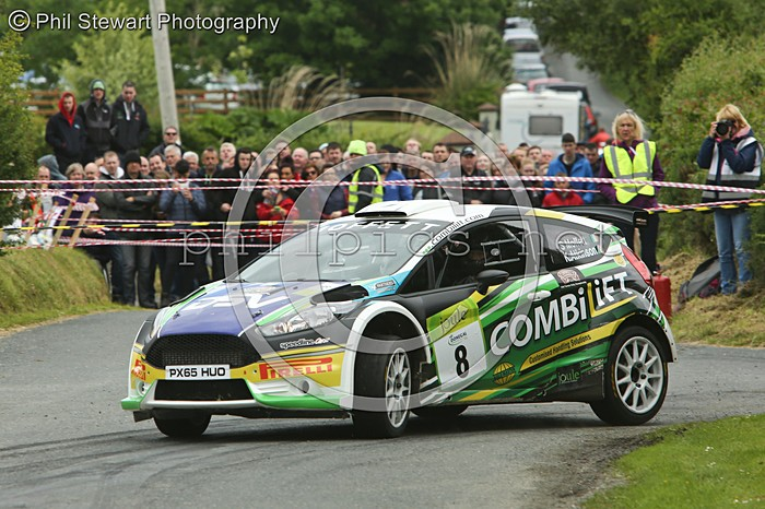 DONEGAL 12 - JOULE DONEGAL INTERNATIONAL RALLY (2016)