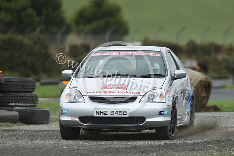 PNS 61 - PACENOTES MAGAZINE STAGES - KIRKISTOWN (2017)