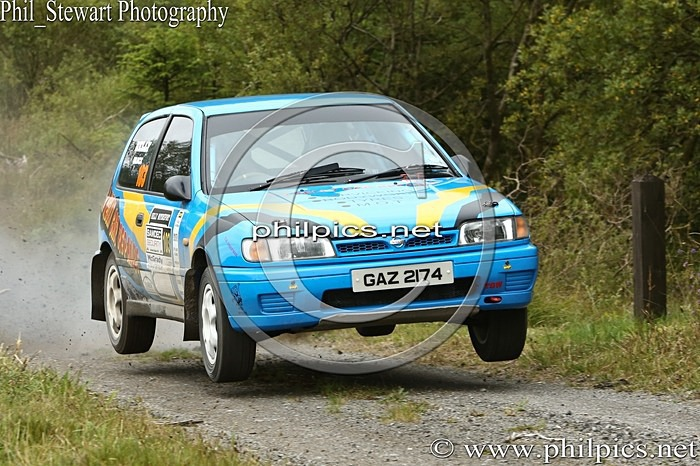 SS3 3 - SAMDEC SECURITY LAKELAND STAGES RALLY (2014)