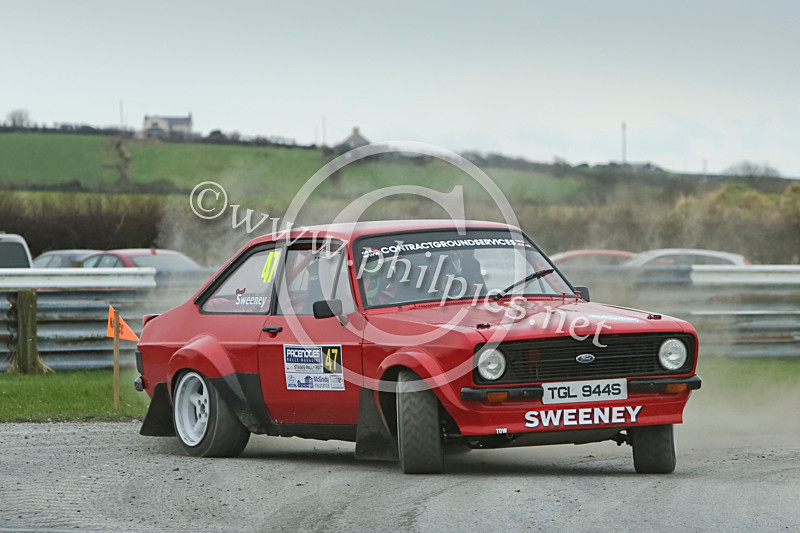 PNS 37 - PACENOTES MAGAZINE STAGES - KIRKISTOWN (2017)