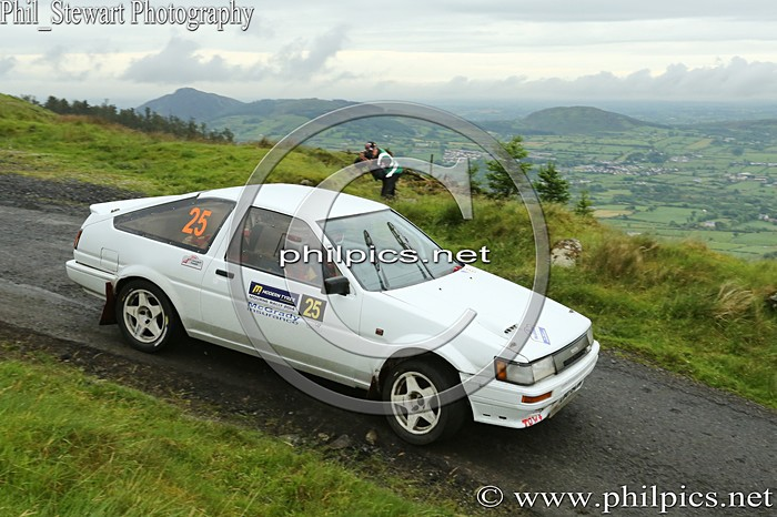 MR 21 - NEWRY AND DISTRICT MOURNE RALLY (2014)