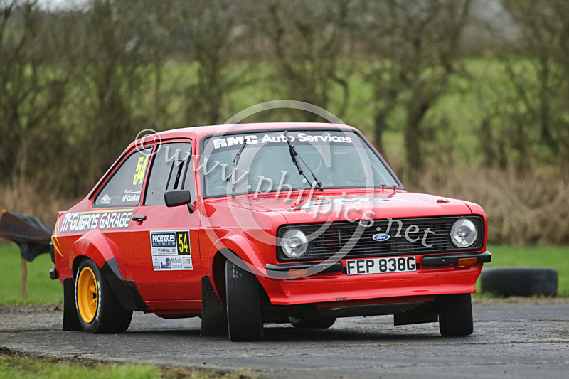 PNS 39 - PACENOTES MAGAZINE STAGES - KIRKISTOWN (2017)