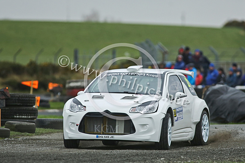PNS 16 - PACENOTES MAGAZINE STAGES - KIRKISTOWN (2017)