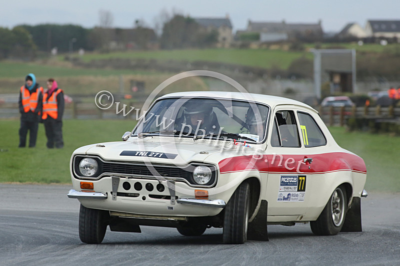 PNS 49 - PACENOTES MAGAZINE STAGES - KIRKISTOWN (2017)