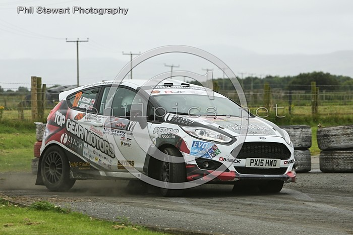 TS 19 - COOKSTOWN MOTOR CLUB McGRADY INSURANCE TYRONE STAGES (2016)