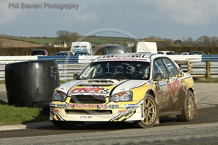PN 5 - PACENOTES RALLY MAGAZINE STAGES (2016) - KIRKISTOWN