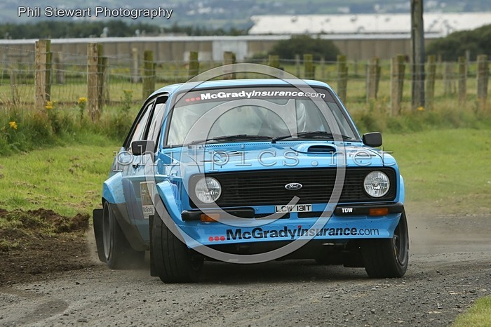 TS 12 - COOKSTOWN MOTOR CLUB McGRADY INSURANCE TYRONE STAGES (2016)